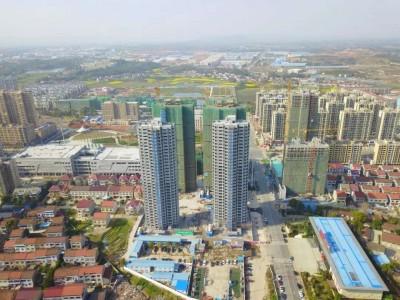 奥园广场2020年03月高空实景航拍