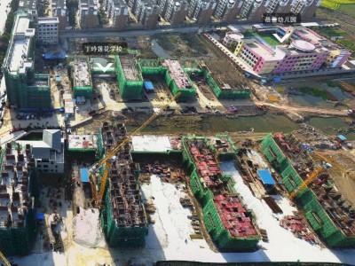 桂发·御园2020年3月高空全景